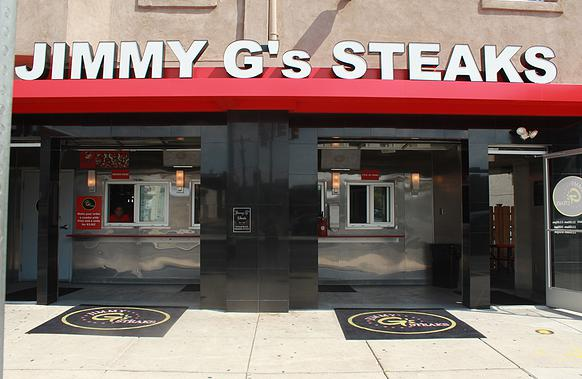 Jimmy G's Steaks